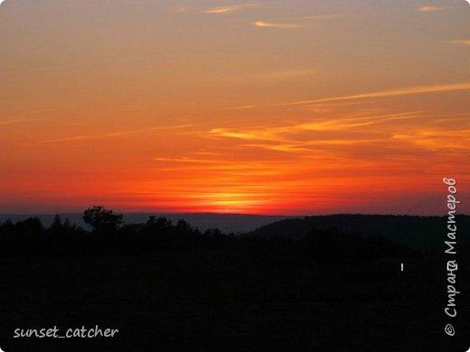 Чтобы оправдать смену ника, хочу вам показать красоту, которой любуюсь в хорошую погоду на закатах.  фото 3