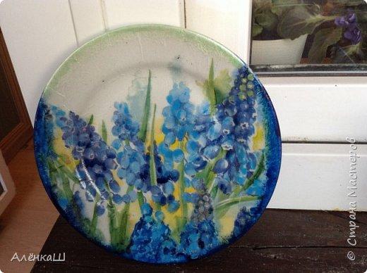 Вот такие тарелочки! фото 3