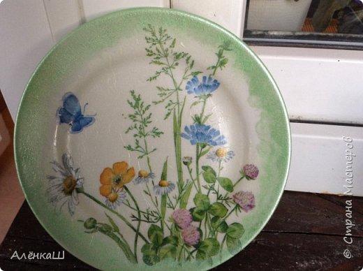 Вот такие тарелочки! фото 7