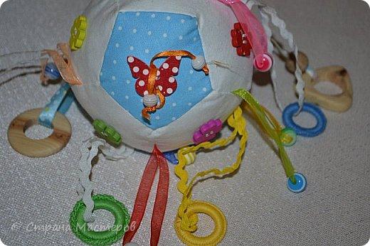 Предлагаю вам сшить игрушку для малыша: фото 28