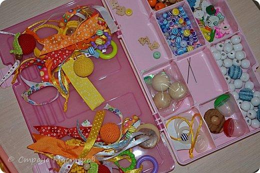 Предлагаю вам сшить игрушку для малыша: фото 7