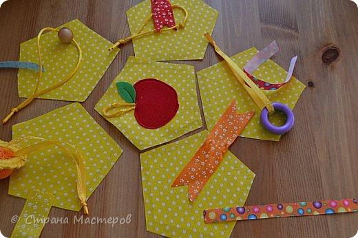Предлагаю вам сшить игрушку для малыша: фото 8