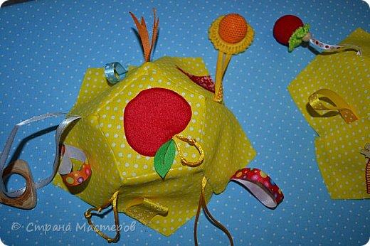 Предлагаю вам сшить игрушку для малыша: фото 16