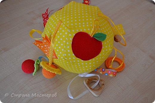 Предлагаю вам сшить игрушку для малыша: фото 1