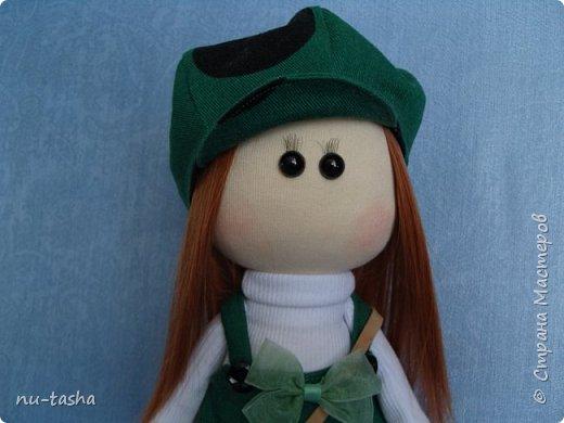 """Новая куколка-малышка Полина из серии """"Модницы"""". Рост 30 см, стоит самостоятельно. фото 2"""