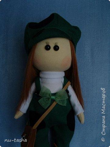 """Новая куколка-малышка Полина из серии """"Модницы"""". Рост 30 см, стоит самостоятельно. фото 5"""