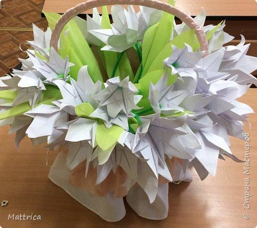 Вазы, лебеди, корзинки - подарки к Дню учителя (55 штук) фото 4