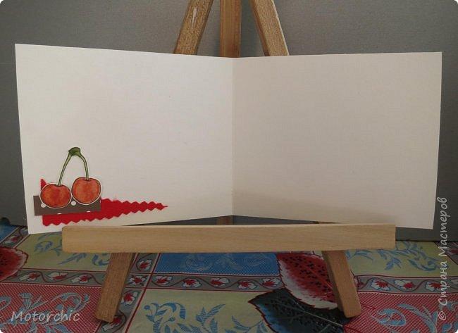 У меня соорудились новые открытки благодаря желанию порисовать. А точнее - раскрашивать. фото 13