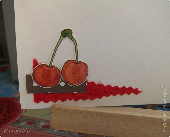 У меня соорудились новые открытки благодаря желанию порисовать. А точнее - раскрашивать. фото 14