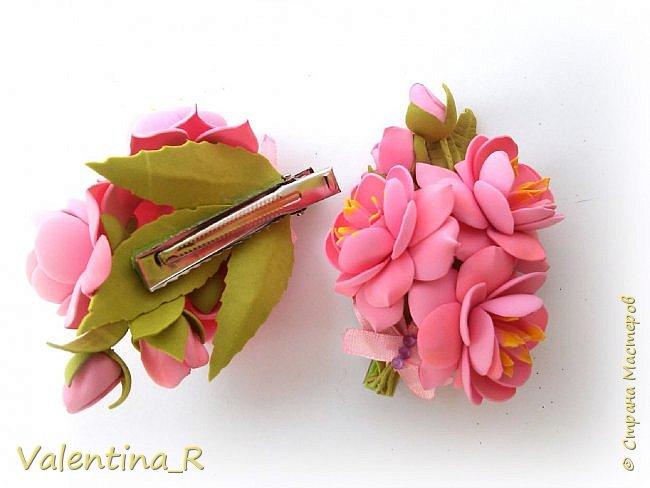 Цветок розы и гортензии. фото 3