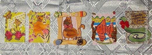 Здравствуйте. Карточки от Ульяны (8лет). фото 1