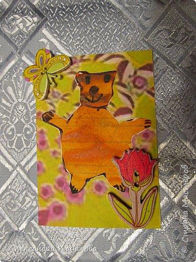 Здравствуйте. Карточки от Ульяны (8лет). фото 3
