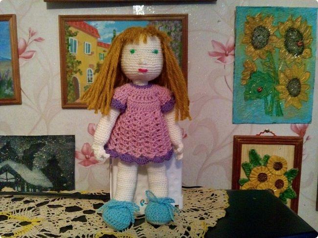 Кукла для внучки