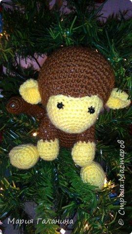 Янка-обезьянка,милая малышка, символ года 2016! фото 2