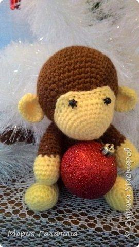 Янка-обезьянка,милая малышка, символ года 2016! фото 1