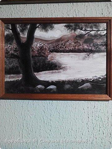Всем доброго дня! Очарована техникой живописи в коричневых тонах, которая  называется сепия. Приглашаю посмотреть что получилось. Некоторые сюжеты свои, но в основном рисовала по фото и картинкам из интернета. фото 1