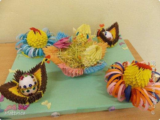 Вазы, лебеди, корзинки - подарки к Дню учителя (55 штук) фото 6