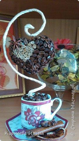 Кофейное сердце фото 2