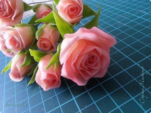 Сначала чуть-чуть готовых роз... фото 30