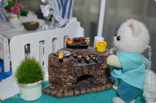 Здравствуйте мастера и мастерицы! Представляю вам свою новую работу- Гриль и корзинку для пикника. фото 8