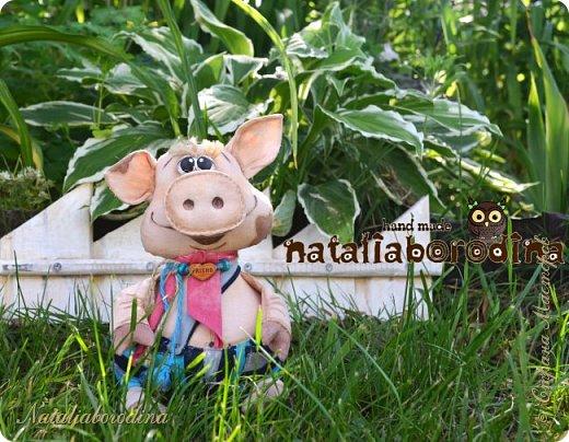 По лужайке с травкою  Я хожу и чавкаю.  фото 1