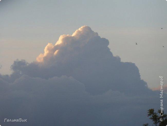 Всем добрый день!!! Хочу показать несколько фото башкирского неба. Фото делала из окна вечером. Закат - красавец!!! Сколько оттенков шоколада! фото 8