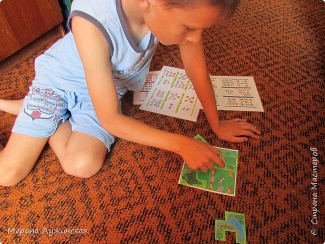 Всем Дорого времени суток! Хочу рассказать о пополнении в нашей коллекции настольных игр ... В эти игры можно играть  и в одиночку, и с друзьями... Эти игры-головоломки отлично тренируют ум. Мои дети и их друзья с удовольствием играют в них. А я радуюсь, что дети увлечены и забывают про  компьютер  ... фото 2