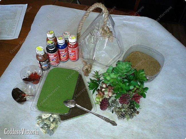 Флорариум для веранды и т.п. фото 2