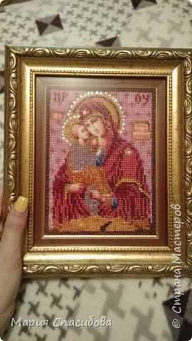 Вышивка для моей крестницы Полиночки  фото 3