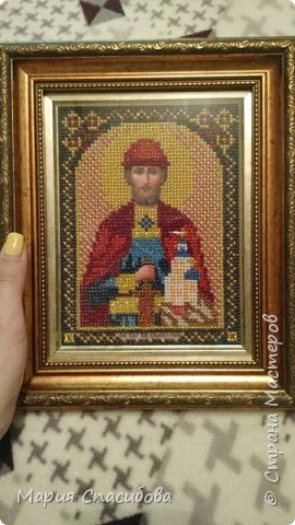 Вышивка для моей крестницы Полиночки  фото 4