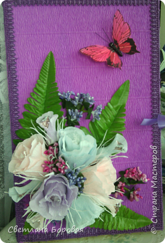 """Немного фантазии и обычные конфеты превращаются в цветы. Два варианта сладких букетов. Первый вариант - коробка конфет """"Коркунов"""". фото 1"""