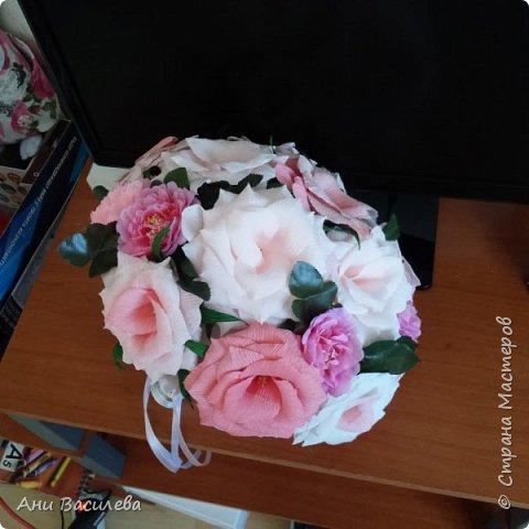 сватбен букет  фото 4