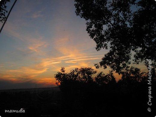 Закаты фото 1