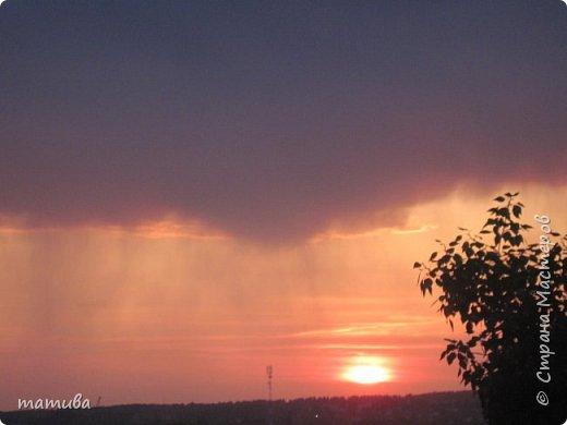 Закаты фото 7