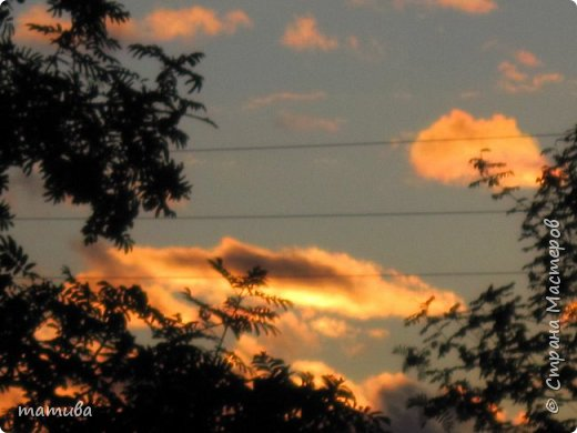 Закаты фото 6