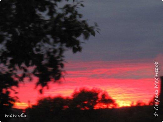 Закаты фото 5