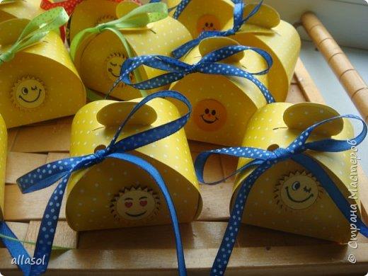 Коробочки - ромашки. фото 10