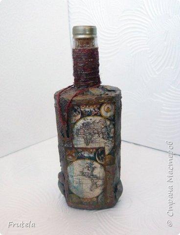 Пиратские бутылки Джека Воробья. фото 2