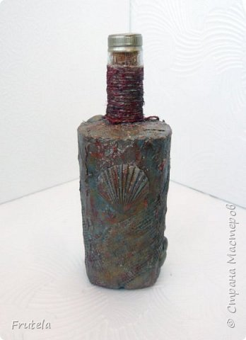 Пиратские бутылки Джека Воробья. фото 3