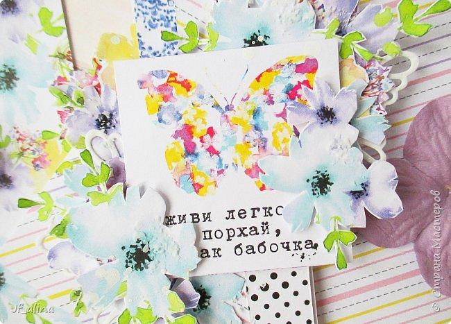 Добрый вечер! Хочу показать вам свои крохотные открытки - скраплинги, с которыми нас познакомили девочки - дизайнеры блога ScrapMagia. Эти крохи размером всего 3,8*11,4 см - узенькая полосочка, но какая же прелесть получается в итоге!!! Я восхищена этими малышами! ))) Первая серия в стиле шебби-шик: фото 9