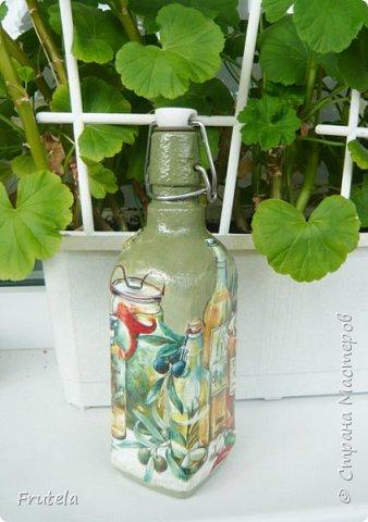 Бутылка для уксуса. фото 2