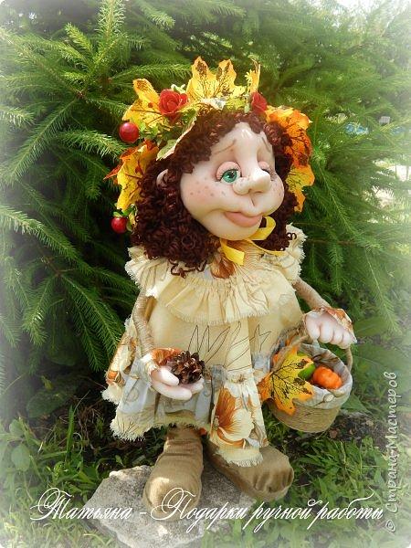 Жительница Лесной сказки фото 1