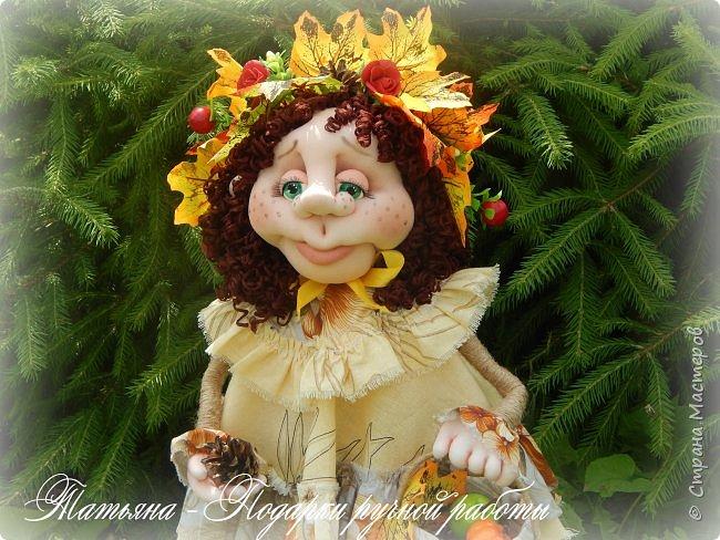 Жительница Лесной сказки фото 3