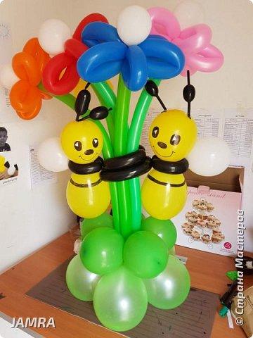 Пчелки для моей подруге  , она маленькая , но уже очень самостоятельная  . Сабринке 5 лет и она как настоящая пчелка летает , жужжит и добывает мед ....шустрик ! фото 3