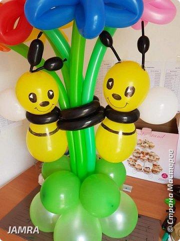 Пчелки для моей подруге  , она маленькая , но уже очень самостоятельная  . Сабринке 5 лет и она как настоящая пчелка летает , жужжит и добывает мед ....шустрик ! фото 1