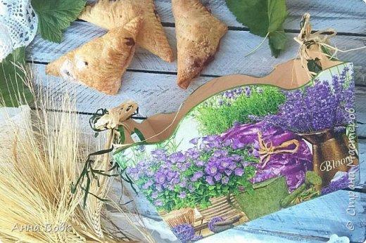 """конфетница """"Прованские травы"""" фото 1"""