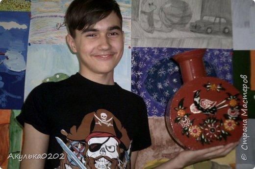 Гордость , что называется, прям , распирает!Сегодня моему сыночку вручили грамоту и денежную премию от Главы нашего района!! фото 12