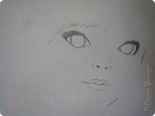 Добрый вечер!  Сегодня я покажу вам, как нарисовать Алису из сказки Льюиса Кэрролла. Нам нужны: простой карандаш, ластик, цветные карандаши (у меня 24 цвета), коричневая, черная и зеленая ручки, белый линер (белая ручка). Ну и, естественно, бумага, на которой вы будете рисовать... фото 10