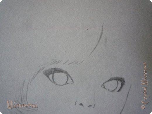 Добрый вечер!  Сегодня я покажу вам, как нарисовать Алису из сказки Льюиса Кэрролла. Нам нужны: простой карандаш, ластик, цветные карандаши (у меня 24 цвета), коричневая, черная и зеленая ручки, белый линер (белая ручка). Ну и, естественно, бумага, на которой вы будете рисовать... фото 17