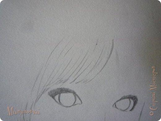 Добрый вечер!  Сегодня я покажу вам, как нарисовать Алису из сказки Льюиса Кэрролла. Нам нужны: простой карандаш, ластик, цветные карандаши (у меня 24 цвета), коричневая, черная и зеленая ручки, белый линер (белая ручка). Ну и, естественно, бумага, на которой вы будете рисовать... фото 18